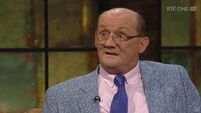 Brendan O'Carroll opens up about how an appearance on The Late Late Show saved his life