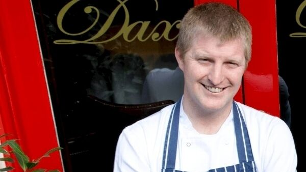 Graham Neville of Dax Restaurant