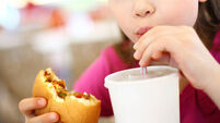 Almost 25% of childrens' meals contain junk food, study finds