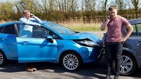 Over 1 in 6 involved in collision while learning to drive, survey finds
