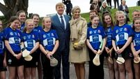 Warm 'welkom' for Dutch royals as they visit Cork