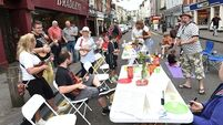 'We're open for business': Cork's North Main Street traders hold pop up street party