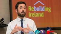 Minister expected to make 'significant' announcement regarding Rebuilding Ireland home loan scheme