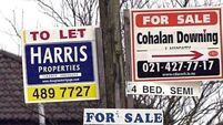 CSO figures show 3.1% rise in house prices in year up to April