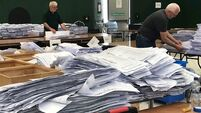 Extra staff to be drafted into Cork for Ireland South recount