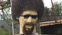 Community 'outraged' as Luke Kelly statue is vandalised