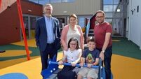 'This is 10 out of 10': New Enable Ireland space for children in Cork gets thumbs up