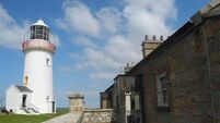 Two lighthouse cottages for sale in Donegal for less than the cost of a one bedroom apartment