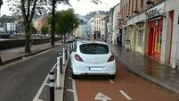 Calls for reintroduction of towing in Cork city to tackle illegal parking