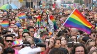 Thousands turn out for Dublin Pride parade