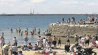 Council re-opens Dublin beaches after water is given all-clear
