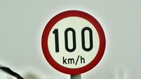 Dramatic decline in numbers done for speeding