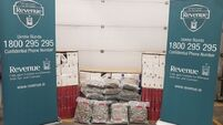 Herbal cannabis worth €500k seized at Dublin Port
