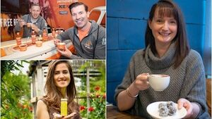 Good for you: Four people who turned their passion for food and health into a business