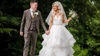 Wedding of the Week: Childhood sweethearts tie the knot