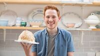 The Shape I'm In: Andrew Smyth - Bake-Off finalist