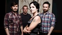The Cranberries have been nominated for their first-ever Grammy Award