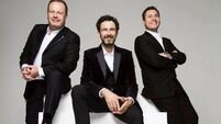 Celtic Tenors: Still singing in perfect harmony