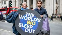 The World's Big Sleep Out is awakening the world to plight of rough sleepers