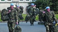 PDForra tells Oireachtas Committee Govt refusing to pay troops back pay owed to them since 2010