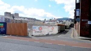 Proceedings initiated against BAM for storage of rubble mountain in Cork city site