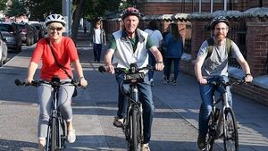 Councillors take part in 'election cycle' around Cork city