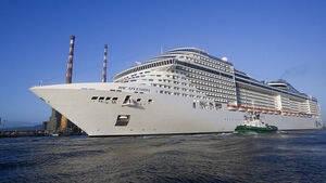 Dublin Port head defends decision to cut number of cruise ships