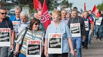 Update: Siptu returning to talks tomorrow in attempt to resolve hospital support staff dispute