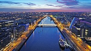 Dublin is still the most expensive city in the Eurozone to live in