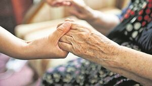 70% increase in number of carers diagnosed with depression in last 10 years