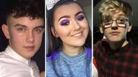 Teenagers who died at Tyrone disco to be buried today