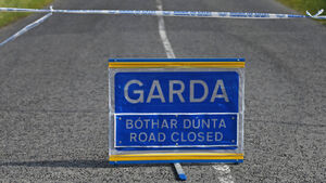 Man, 50s, dies in single-vehicle collision in Clare