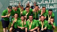 Team Ireland returning home after collecting 86 medals at Special Olympics