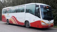 Calls for safety screens on Bus Éireann coaches to protect drivers