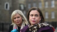 Support for Sinn Féin plummets in latest opinion polls