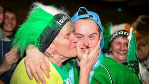Triumphant Team Ireland touch down in Dublin to heroes' welcome