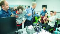 Joint forces hail success of incident simulation