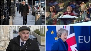 Friday's Evening Round-up: Taoiseach criticises Delaney's Oireachtas appearance; Love-triangle trial latest; Sean Cox match takes place