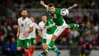 James Collins not getting carried away after first Ireland goal
