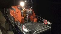 Baltimore RNLI rescues injured islander living on Sherkin