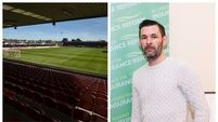 Sinn Féin TD thrown out of League of Ireland match amid 'Delaney Out' protest