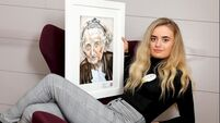 All-Ireland medal winner adds Texaco Children's Art Competition to achievements