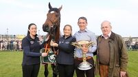 Youghal pays tribute to golden racing duo