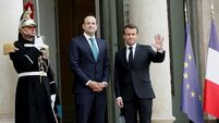 Macron: EU 'will never abandon Ireland'