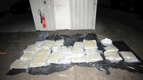 Over €700k worth of cocaine and cannabis seized in Dublin
