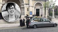 Lyra McKee legacy is a society where labels are meaningless, funeral told