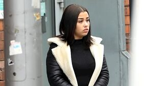 Teen accused of having gun pleads with court not to take passport as she needs it 'to get into nightclubs'