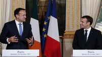Varadkar and Macron to discuss Brexit deadline extension