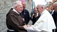 Papal visit leads to surge in donations