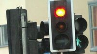 Cameras installed at three Dublin blackspots to catch drivers breaking red lights